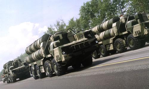 зенитно-ракетных комплексов С-300