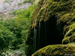 Карабах - водопад Зонтик