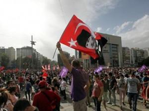 Под знаменем Ататюрка