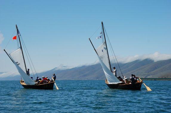 Севанские лодки