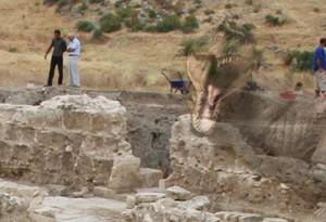 В Армении в ходе археологических раскопок обнаружены останки динозавра, летающего ящера и мамонта