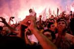 В Турции возобновились массовые акции протеста