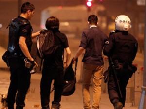 аресты иностранцев