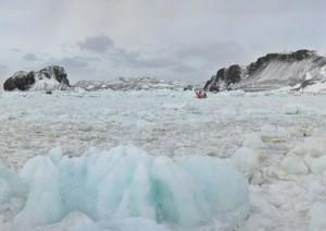 Антарктическая глина указала на глобальное потепление 5 млн лет назад