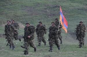 Армянские бойцы
