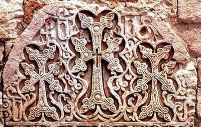Армянский крест-камень