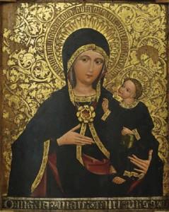 Икона Армянской Богородицы из Каменца-Подольского
