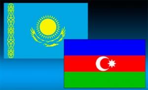 Казахстан и Азербайджан