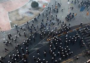 Полиция применила силу для разгона демонстрации в Стамбуле