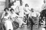 Семья магната-благотворителя Микаэла Арамянца