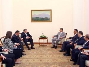 Армения и Грузия наращивают экономическое сотрудничество