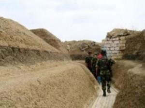 Инцидент на границе Армении и Азербайджана