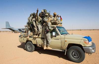 Исламисты Западной Африки объединились