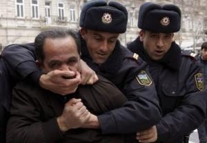 Полиция Азербайджана