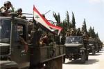 Сирийская армия и спецслужбы начали эвакуацию