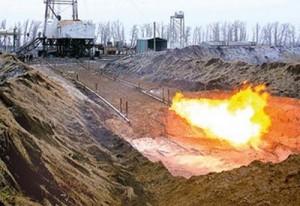 Согласие на добычу сланцевого газа