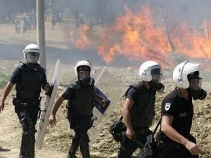 Турцию всколыхнули протесты