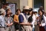 В Одессе ограбили автобус с китайскими туристами