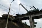 Железнодорожная авария в Мариуполе