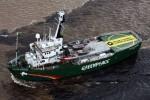 ледокол Greenpeace