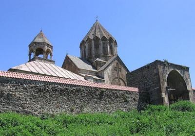 монастырь Гандзасар XIIв, Карабах