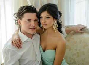 Алексей Кабанов и Розалия Коноян