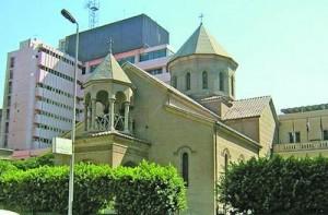 Армяне Египта