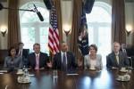 Барак Обама получил поддержку лидеров конгресса