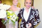 Басков надел на себя платье Волочковой