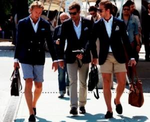 Европейские мужчины