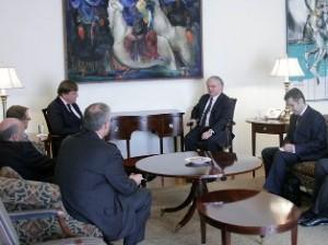 Глава МИД Армении и британские депутаты