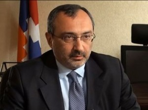 Глава МИД Карабаха