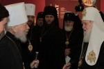 Главы украинских церквей