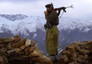 Курдские боевики