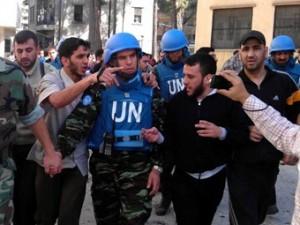 ООН в Сирии