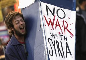 Обама намерен получить одобрение законодателей на вторжение в Сирию