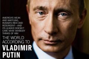 Путин на обложке Time