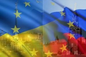 РФ Украина ЕС