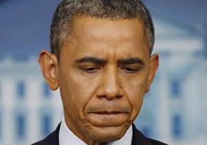 Рейтинг Обамы упал