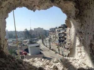 Сирийский кризис