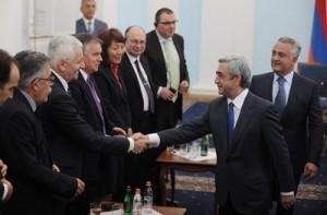 В Ереван прибыли самые именитые банкиры