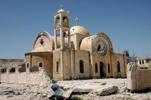 храм в Сирии