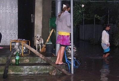 наводнение в Одесской области