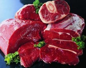 потребление мяса на душу населения