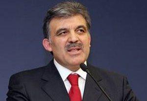 Абдулла Гюль