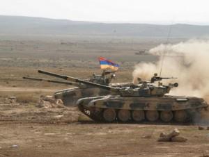 армянские танки