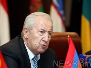 Глава СНБ Армении