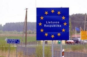 Литва пригрозила закрыть границу с Россией