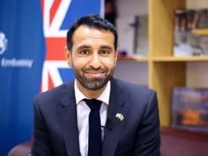 Посол Великобритании