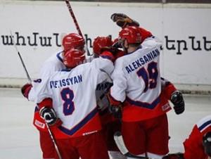 Сборная Армении по хоккею